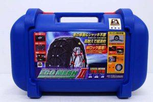 FEC非金属タイヤチェーン エコメッシュⅡ FB11